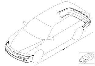 Retrofit kit M aerodyn. package