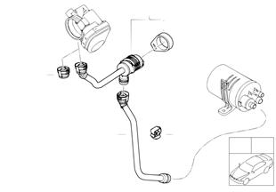 Fuel tank breather valve