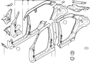 Estrutura lateral