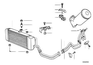 Refrigeracion aceite d.motor