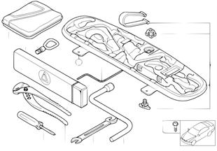 隨車工具/工具箱