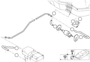 Kraftstoffversorgung/Pumpe/Leitung