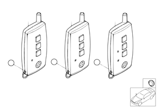 Handheld transmitter