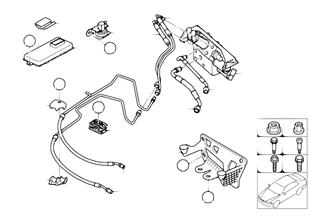 Ventilblock und Anbauteile/Dynamic Drive