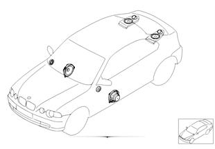 BMW Sound Modul