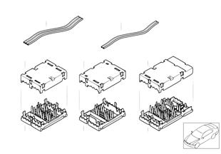 Repair parts, flat cable
