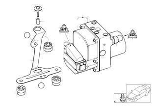 Agr. hydr. DSC/sterownik/Mocowanie