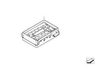 Single components f rain sensor