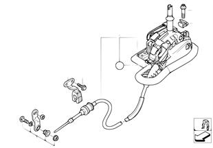 Schaltung Steptronic Automatikgetriebe