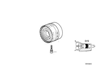 A5s310z trasmissione freno d/g