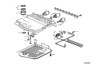 A5s560z piezas del aparato de mando