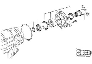 A5S560Z Abtrieb