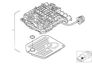 A5S440Z Гидравлический блок управления