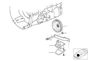 A5S310Z パーキング ロック