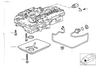 Zf 4h22/24-h schakelbrein+aanbouwdelen