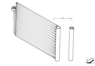 Condensatore/Inserto asciuga