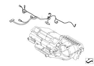 Kabelsatz Heizgerät/Klimaanlage
