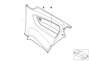Индивидуальная боковая обшивка Зд