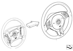 Transform.volante MFL 4 radios=> Sport