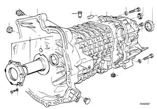 Manual_transmission on 1985 Bmw 635csi