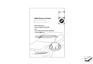 Modificatieset BMW-Online
