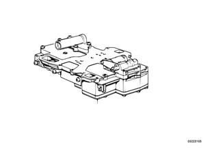 Zf 3hp22 boitier d.comman.