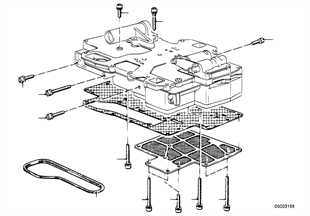 Zf 3hp22 pieces d.montage boitier d.com.
