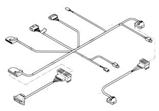 Bağlantı kablosu, Araç telefonu
