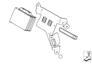 Amplificador/soporte del sistema HiFi