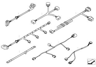 Различные дополнит.комплекты проводов