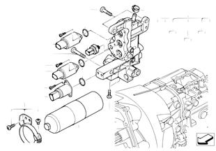 GS5S31BZ(sekv.převod.) tlak.zás./ventily