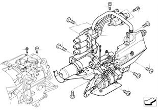 GS5S31BZ(sekv.převod.) hydraul. jednotka