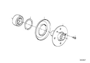 Legering van het wiel