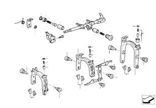 ชิ้นส่วนเปลี่ยนเกียร์ด้านในGS5S31BZ(SMG)