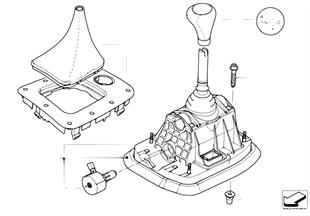 Schaltung Steptronic SMG