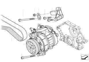 에어컨 컴프레서/설치부품