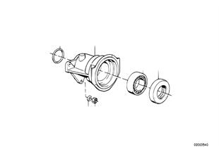 フロント ファイナル ドライブ 単体部品 四輪駆動車