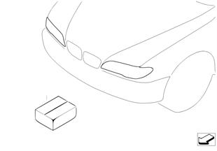 Retrofit kit bi-xenon headlight