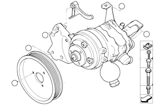 轉向輔助泵 / 動態行駛穩定裝置/ 主動轉向控制