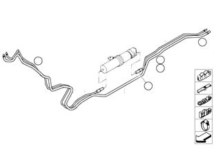 Kraftstoffleitungen
