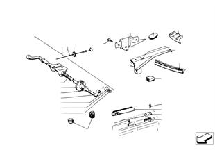 Motorkap/aanbouwdelen