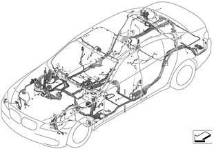 Main wiring harness up to 03/2005