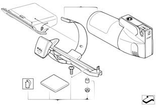 nachr stung umr stung zubeh r bmw 3 39 e46 m3 csl s54 europa. Black Bedroom Furniture Sets. Home Design Ideas