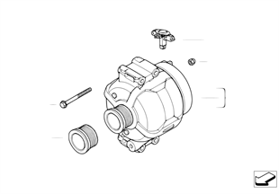Generator 140/150A