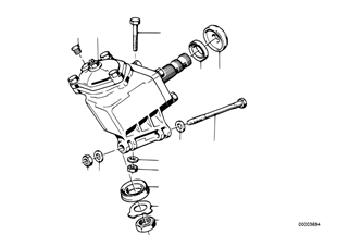 Direksiyon, Mekanik