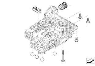 GA6HP19Z Meccatronica pezzi di montagg.