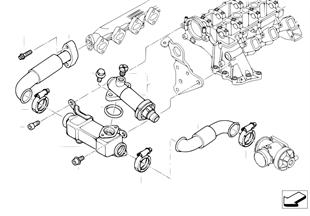 排気ガス/有害物質削減装置 - 冷却装置