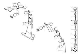Revêtement A- / B- / C- / D-Montant