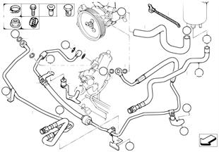 液壓助力轉向機構 油管 / 主動轉向控制