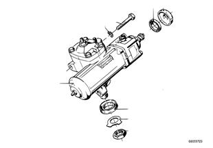 Servodireccion hidraulica
